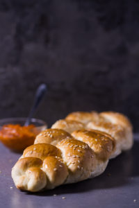 braided bread pletenica