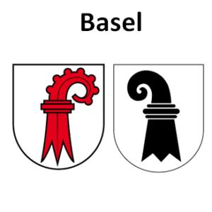 Basel flags
